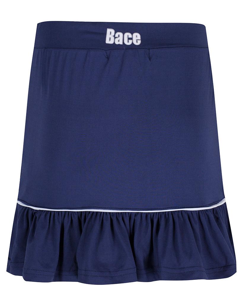 Girls Navy Blue Tennis Skirt Skort Junior Tennis Skirt