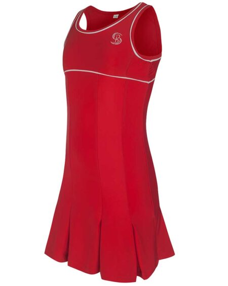 Girls Tennis dress | Red Tennis Dress | Junior Tennis dress