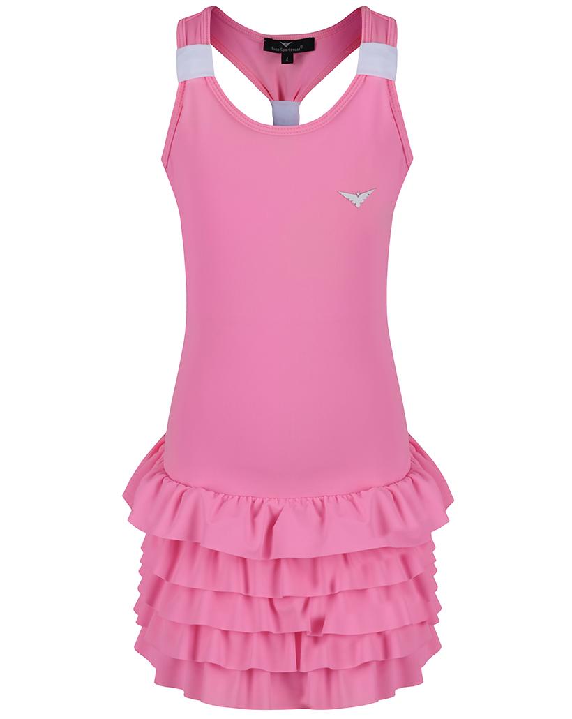 Girls Pink Tennis Dress Girls Golf Dress Girls Tennis