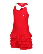 REd-dress-side