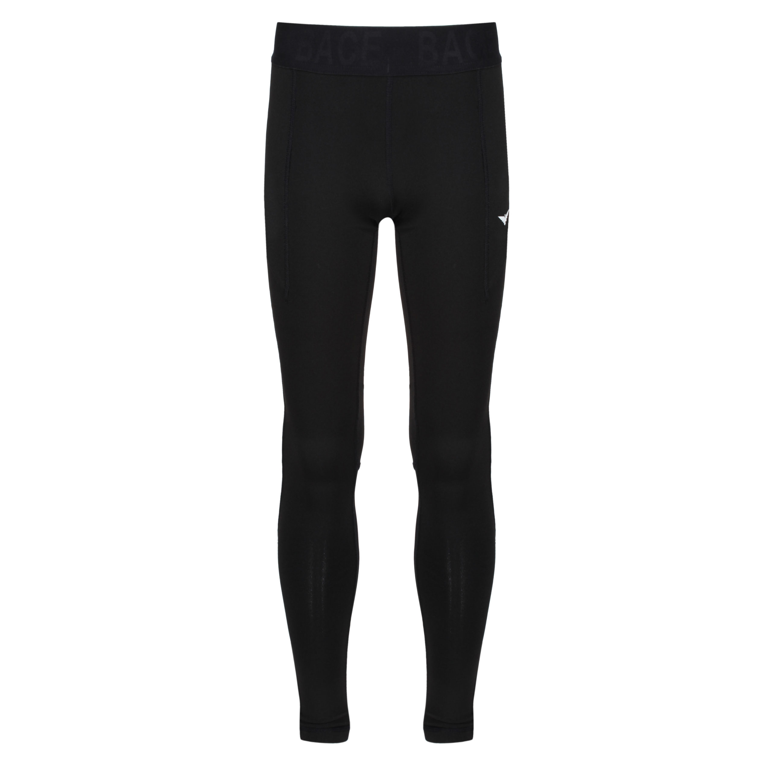 Black Tennis Tights With Ball Pockets Ball Pocket Tights Black Leggings Tennis Leggings Bace Sports Wear