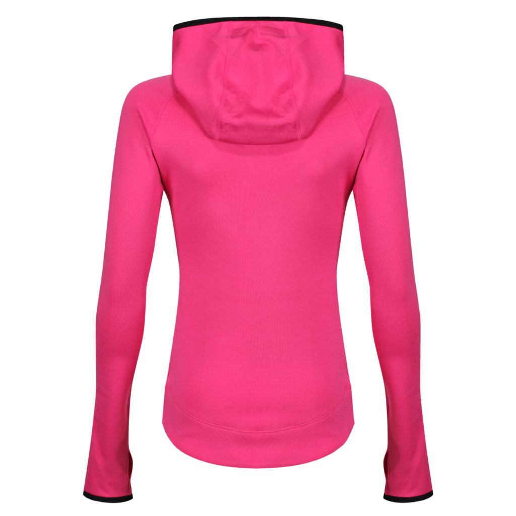 running hoodie for girls