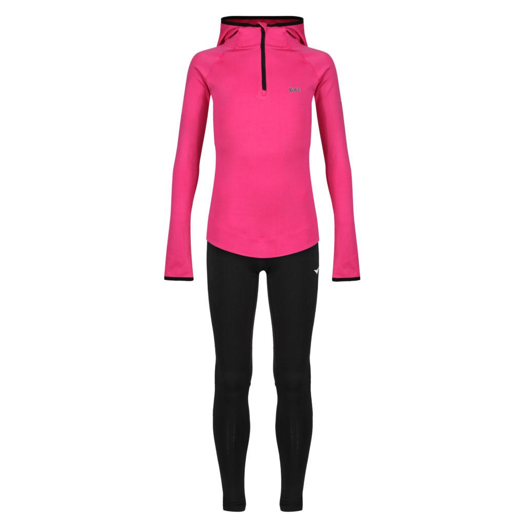 online running hoodie